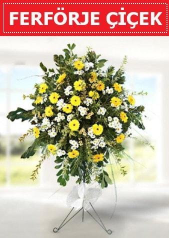 Ferförje çiçeği modeli  Mersin 14 şubat sevgililer günü çiçek