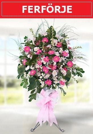 Ferförje düğün nikah açılış çiçeği  Mersin anneler günü çiçek yolla