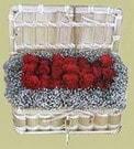Mersin çiçek satışı  Sandikta 11 adet güller - sevdiklerinize en ideal seçim